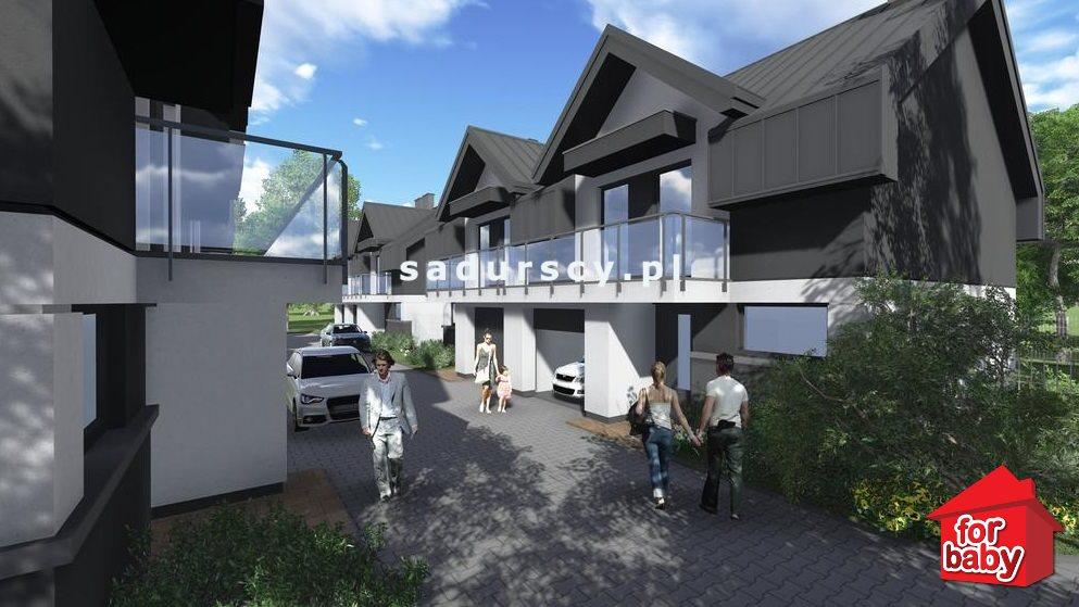Dom na sprzedaż, krakowski, Zielonki, ul. Krakowska - okolice