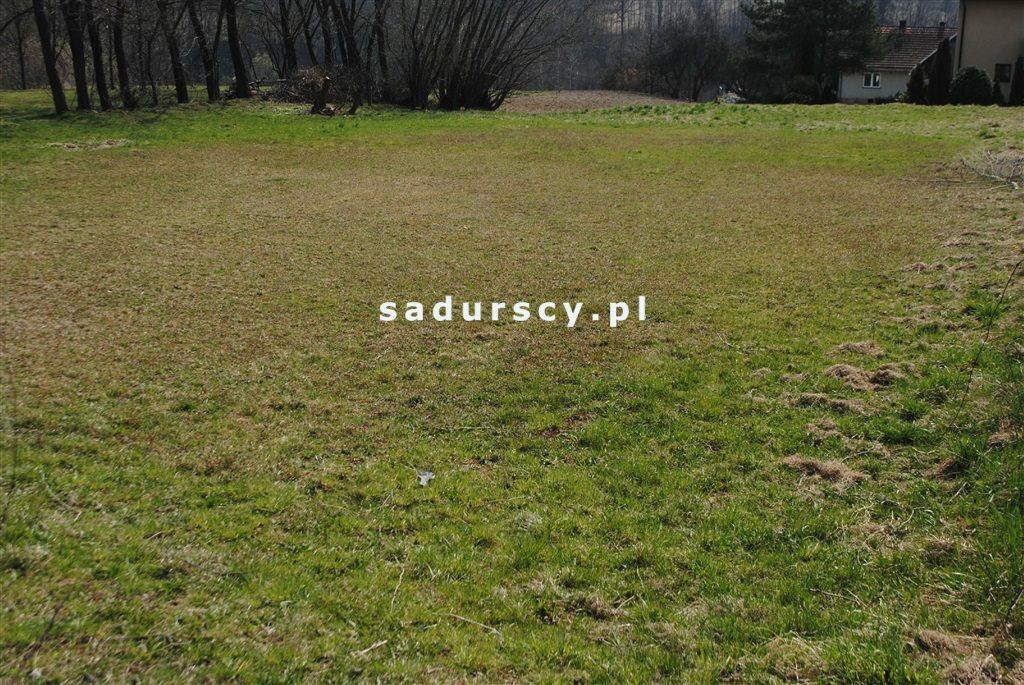 Działka na sprzedaż - krakowski, Mogilany
